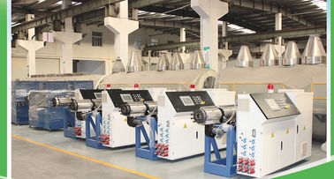 China 10kg / Hr Plastic Single Screw Extruder Machine With WEG Motor SJ30/25 Model supplier