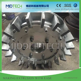 China PVC Scraps Powder Plastic Auxiliary Machine , Fast Plastic Milling Machine supplier
