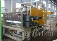 China 1100mm Roofing Sheet Manufacturing Machine , Durable Tiles Production Machines factory