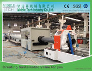 China Single Oven Plastic Pipe Belling Machine , High Speed Automatic Socketing Machine factory