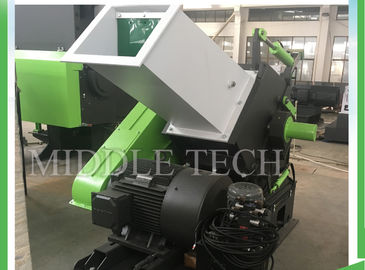 Automatic 15KW Plastic Recycling Extruder Machine For PVC Pipe /  Profile