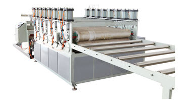 Furniture Decoration Sheet Extrusion Line 4 - 12 Thickenss With WEG Motor