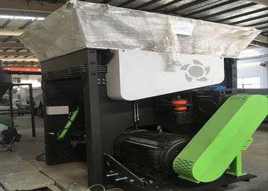 WPC Profile /  Board Plastic Recycling Extruder Machine 8 - 10mm Scraps